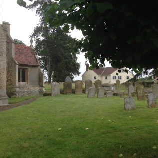 Side with Graveyard