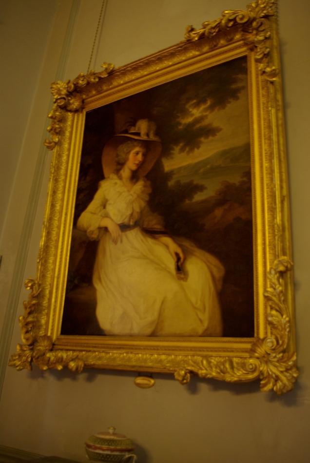 Lady Bess Turner by Angelica Kauffmann