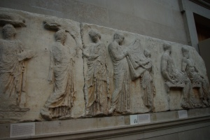 Parthenon Frieze - Elgin Marbles